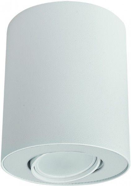 Tuba natynkowa regulowana biała Set white 8895 - Nowodvorski Do -17% rabatu w koszyku i darmowa dostawa od 299zł !
