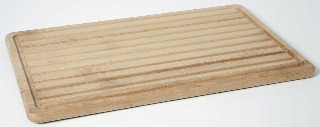 Deska drewniana dwustronna 530x325 mm 505403