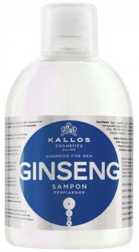Kallos Ginseng szampon do włosów dla mężczyzn 1000 ml