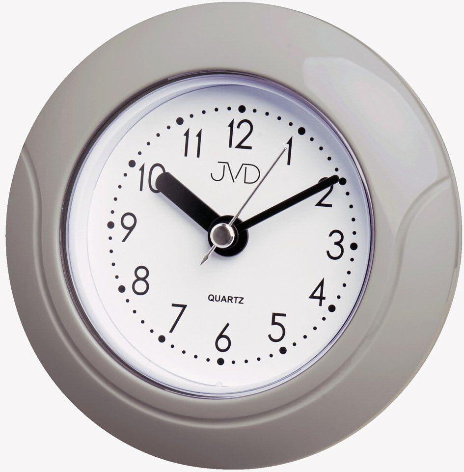Zegar ścienny JVD SH33.2 Łazienkowy Wodoszczelny