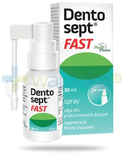 Dentosept Fast spray 30 ml