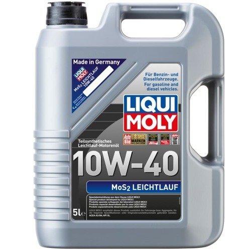 Olej silnikowy Liqui Moly MoS2 Leichtlauf 10W40 5L