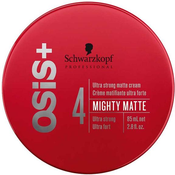 Schwarzkopf OSIS+ Mighty Matte Mocny krem matujący 85ml