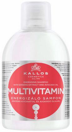 Kallos Multivitamin szampon witaminowy do włosów osłabionych 1000 ml
