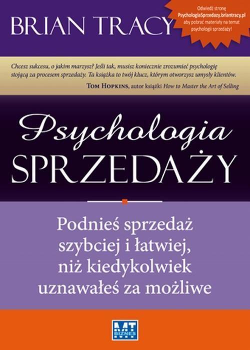 Psychologia sprzedaży - Brian Tracy - ebook