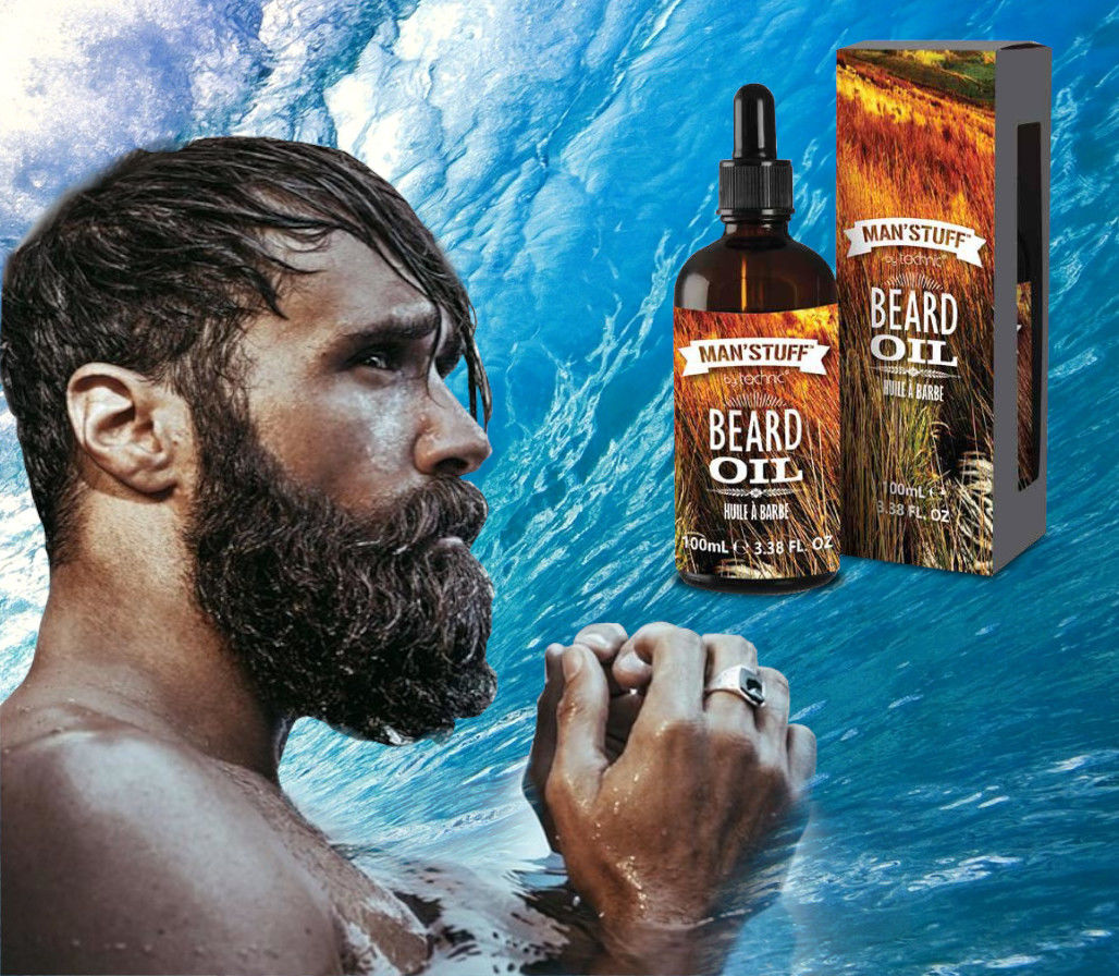 Man''stuff Olejek Do Brody / 100 ml Morska Głębina