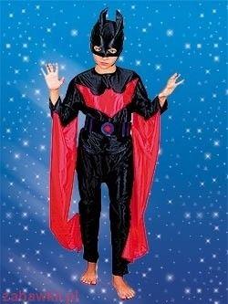 Strój karnawałowy Batman Człowiek Nietoperz 0472