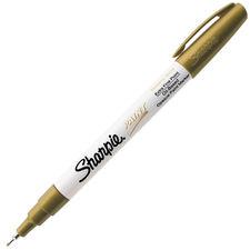 Sharpie Paint Oil Marker XFN Złoty metalic