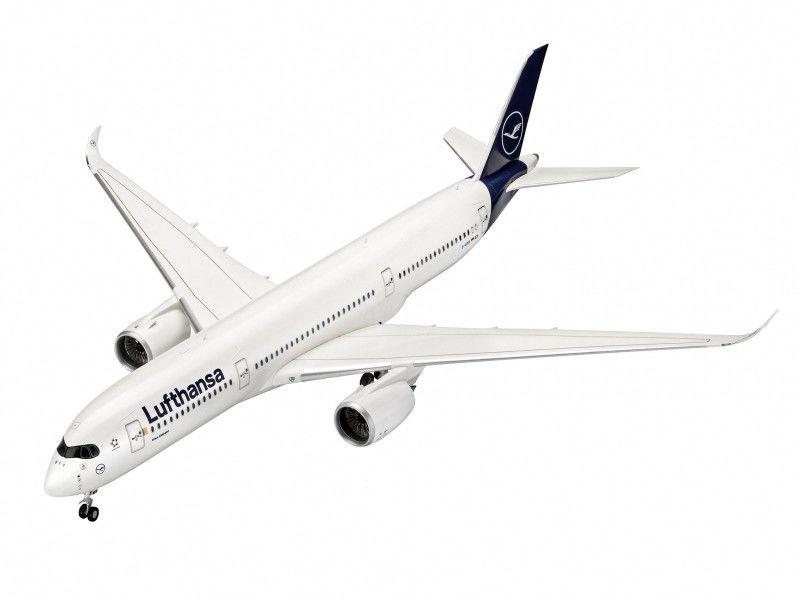 Model plastikowy Airbus A350-900 Lufthansa
