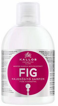 Kallos Fig szampon wzmacniający włosy osłabione 1000 ml