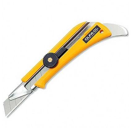 Nóż tnący OLFA OL - do cięcia dywanowych wykładzin podłogowych (OL)