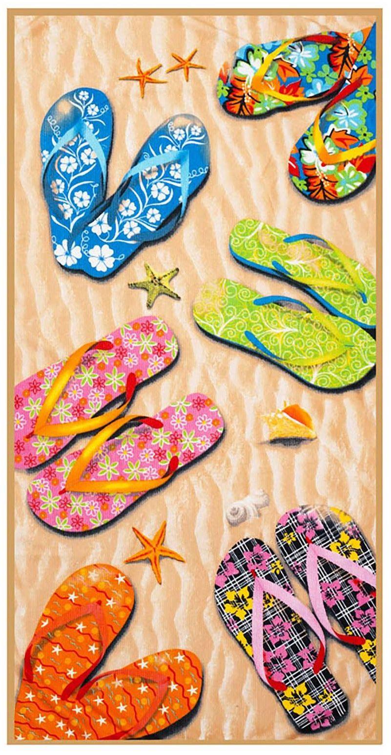 Ręcznik Kapielowy Plażowy XXL Monica 05 86x170