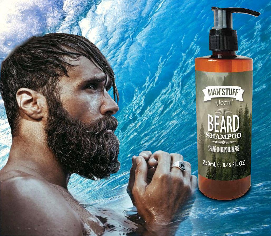 Man''stuff Szampon Do Brody / 250 ml Morska Głębina