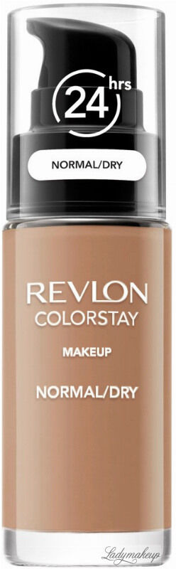 REVLON - COLORSTAY  FOUNDATION - Podkład do cery normalnej/suchej - 30 ml - 330 Natural Tan