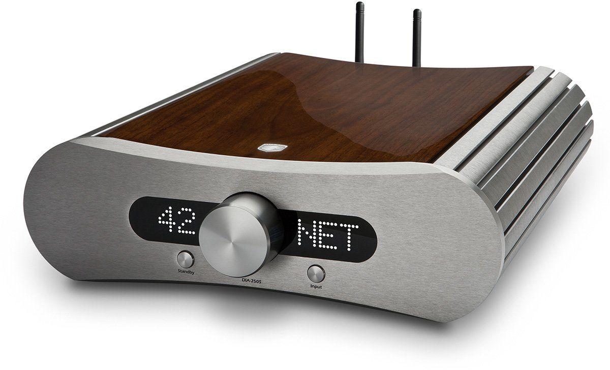 Gato Audio DIA-250S NPM - wzmacniacz zintegrowany (walnut) - Walnut