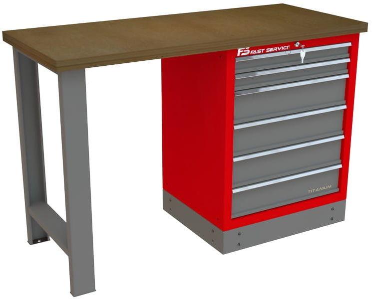 Stół warsztatowy  TK-14-01