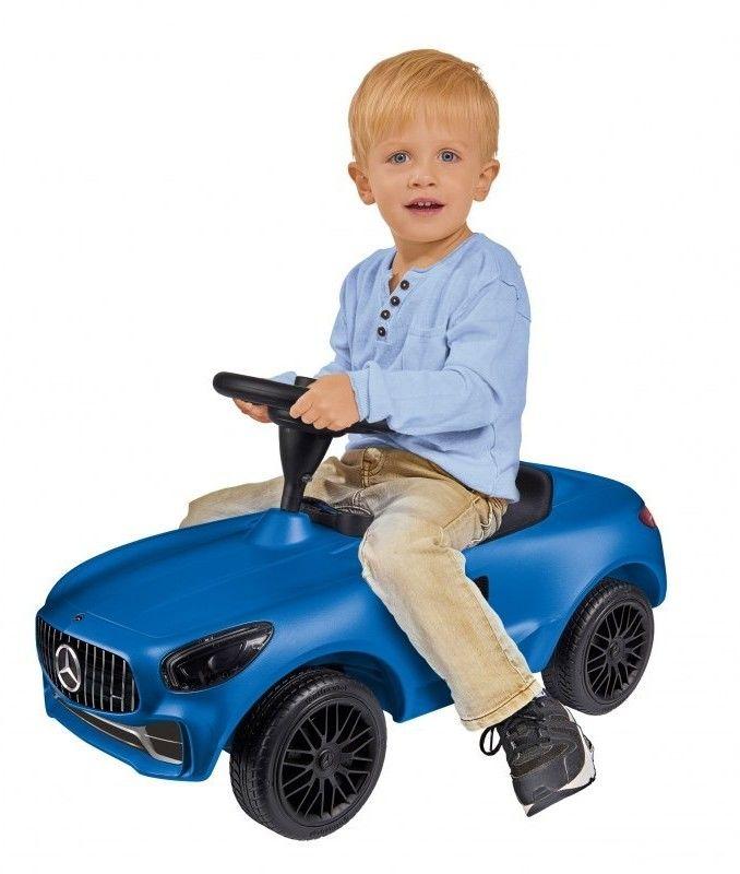 BIG Jeździk Pchacz Mercedes AMG GT Dźwięk