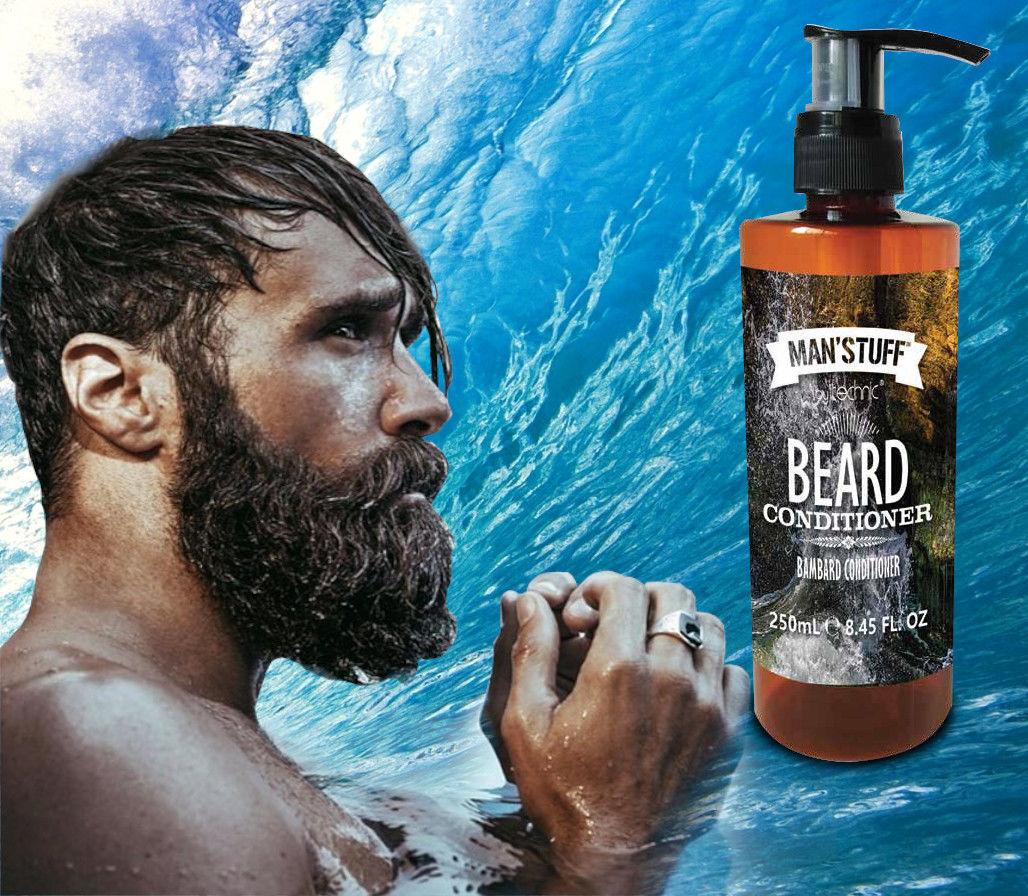 Man''stuff Odżywka Do Brody / 250 ml Morska Głębina