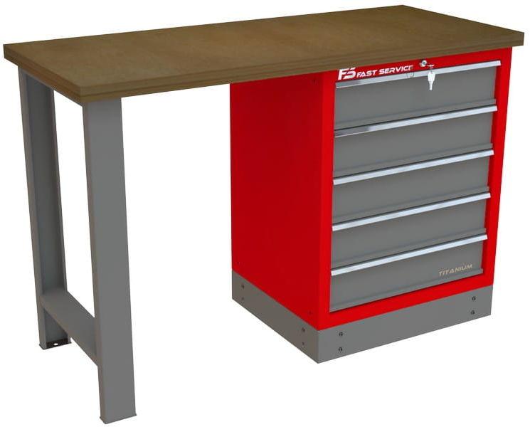 Stół warsztatowy  TK-15-01