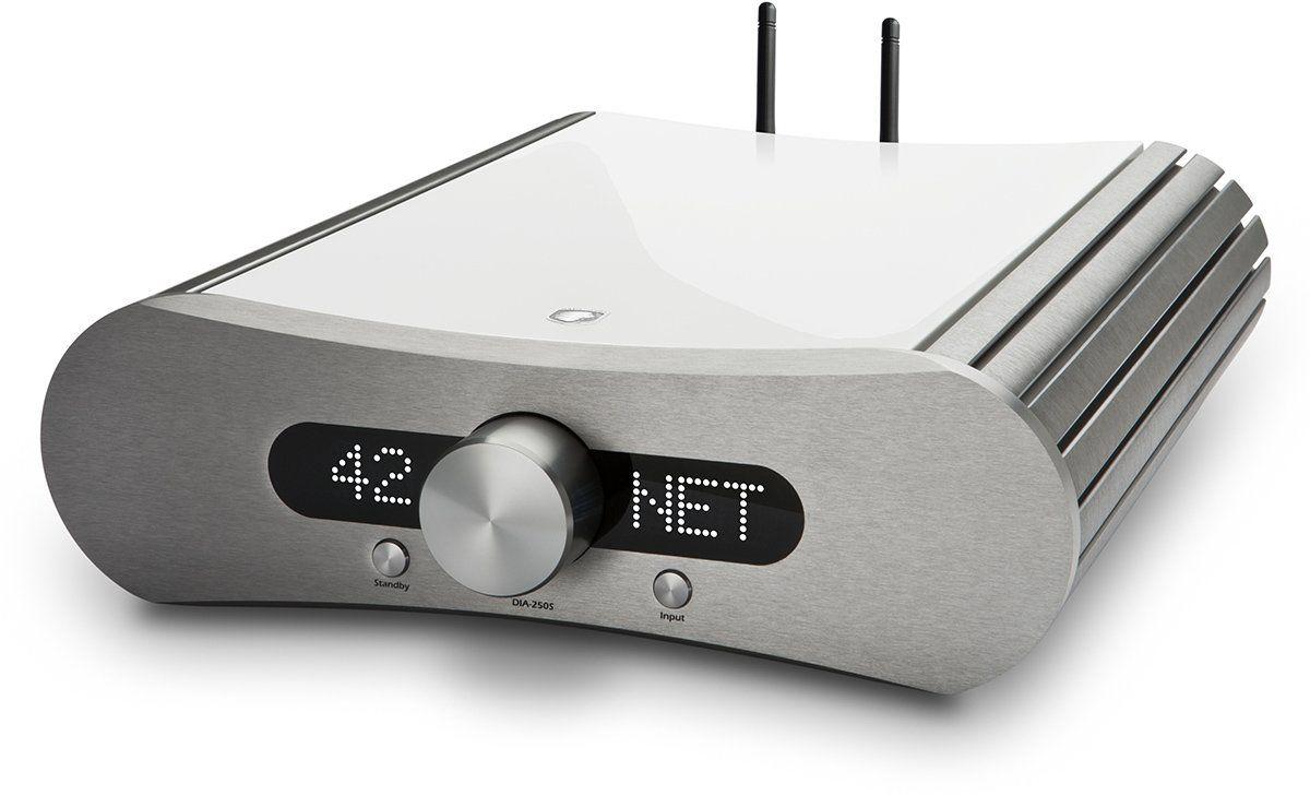 Gato Audio DIA-250S NPM - wzmacniacz zintegrowany (white) - White
