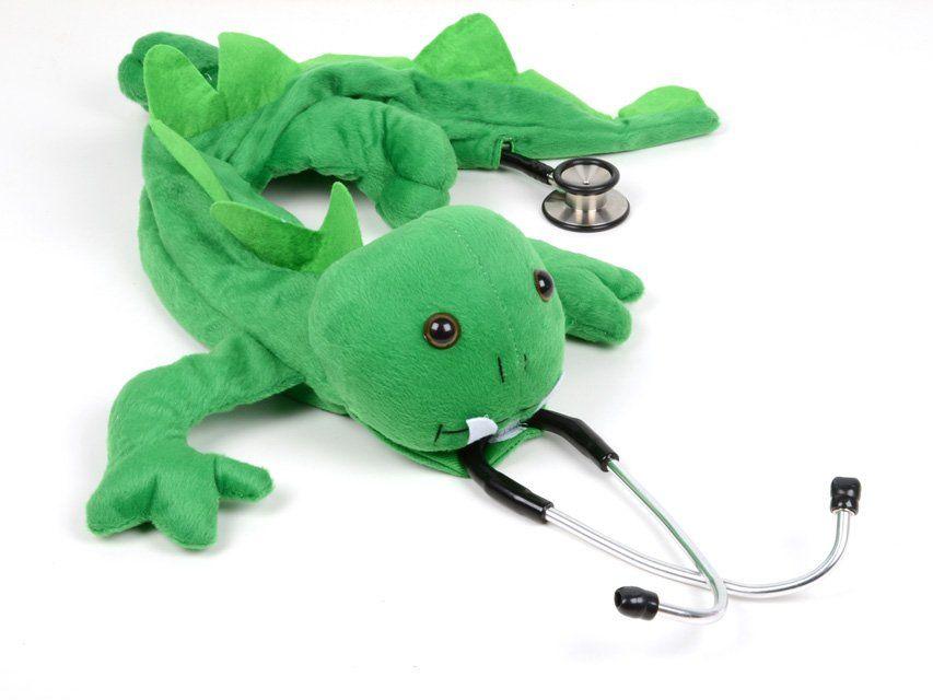 Pokrowiec na stetoskop pediatryczny Smok