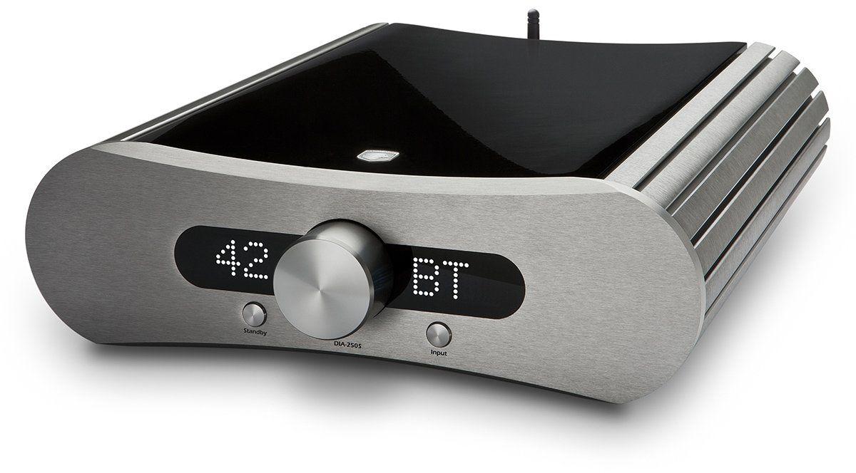 Gato Audio DIA-400S - wzmacniacz zintegrowany z DAC (black) - Black