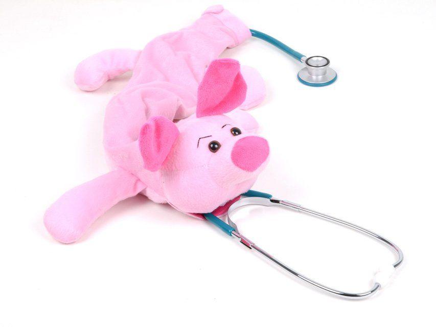 Pokrowiec na stetoskop pediatryczny Świnka