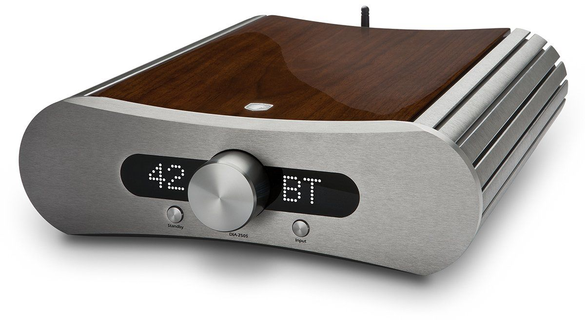 Gato Audio DIA-400S - wzmacniacz zintegrowany z DAC (walnut) - Walnut