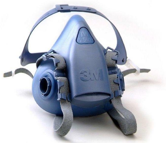 Maska ochronna półmaska 3M 7500 model (7501, 7502, 7503)