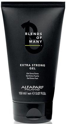 Alfaparf Blends of Many Extra Strong Gel mocny żel do włosów dla mężczyzn 150 ml