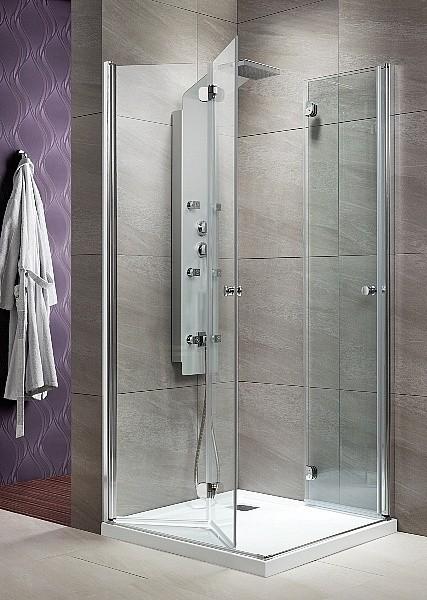Radaway Eos KDD-B kabina prysznicowa 90x90 szkło przejrzyste 37303-01-01N __DARMOWA DOSTAWA__