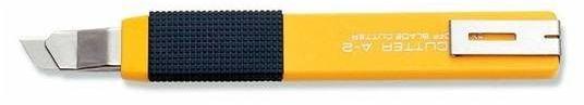 Nóż tnący OLFA A-2 - z ABS em w rękojeści (A-2)