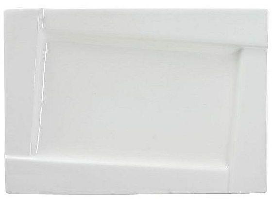 Talerz płytki porcelanowy KUBIKO