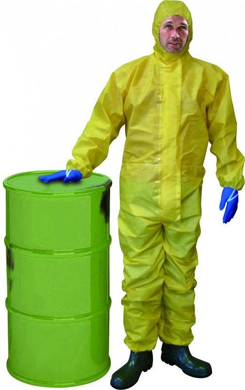 Kombinezon ochronny roboczy chemiczny DT300