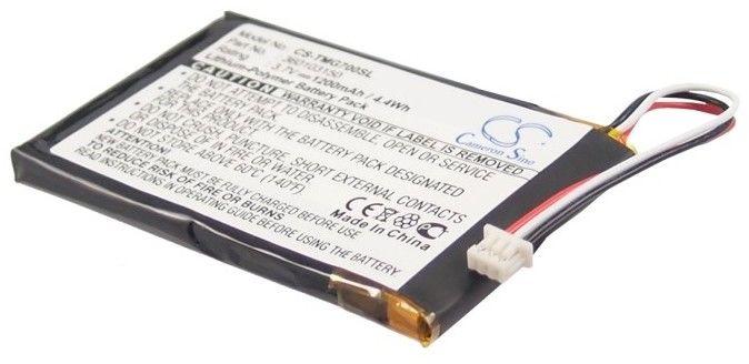 TomTom Go 7000 / 360103150 1200mAh 4.44Wh Li-Polymer 3.7V (Cameron Sino)