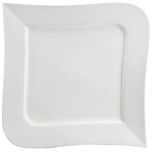 Talerz płytki porcelanowy FALA