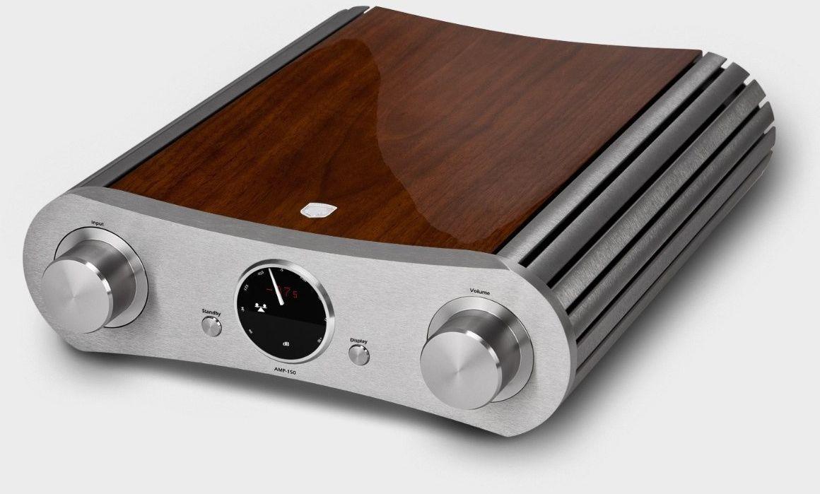 Gato Audio AMP-150 AE - wzmacniacz zintegrowany (walnut) - Walnut