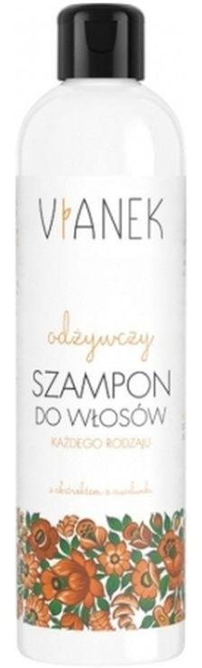 Odżywczy szampon do włosów - 300ml - Vianek
