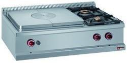 Kuchnia gazowa 2 palnikowa 2x 7000 W