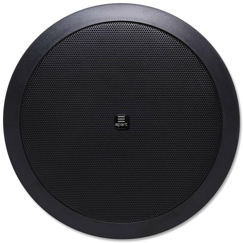 Apart CM20T-BL 2-drożny głośnik 6.5 100V do zabudowy - czarny