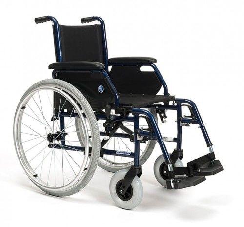 Wózek dla osoby po udarze z praliżem jednostronnym JAZZ S50 Hem2