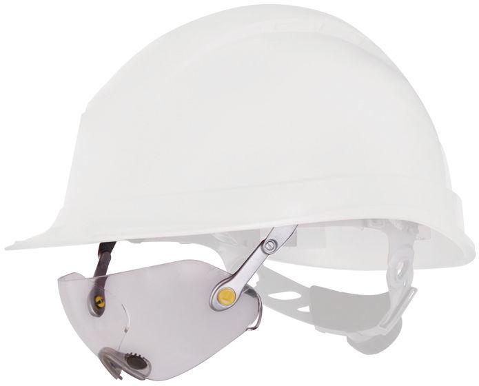 Okulary ochronne do hełmów budowlanych VENITEX - FUEGO