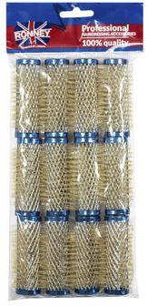Metalowe wałki do włosów Ronney 21/63 mm