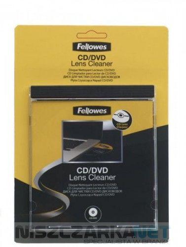 Płyta czyszcząca napęd CD / DVD Fellowes