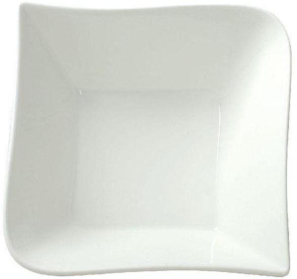Salaterka porcelanowa FALA