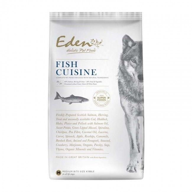Eden holistic Fish Cuisine small breed 6kg