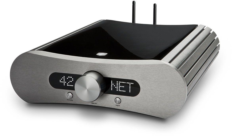 Gato Audio PRD-3S NPM - przedwzmacniacz z DAC i odtwarzaczem strumieniowym (black) - Black