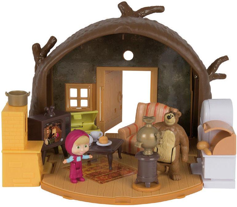 Simba Masza i Niedźwiedź - Domek Niedżwiedzia 9301632