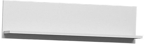 Półka ścienna Pixelo - biała