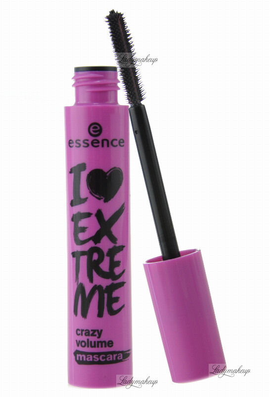 Essence - I Love Extreme Crazy Volume Mascara - Pogrubiający tusz do rzęs